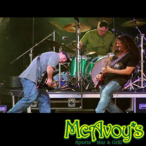 The Dave Demarco Band @McAvoy's