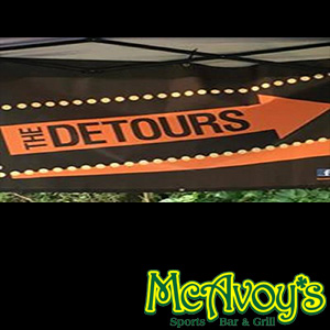 The DeTours @ McAvoy's